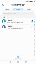 Huawei P10 - E-mails - Envoyer un e-mail - Étape 8