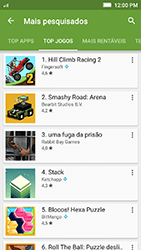 Lenovo Vibe K5 - Aplicativos - Como baixar aplicativos - Etapa 7
