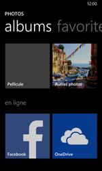 Nokia Lumia 635 - Photos, vidéos, musique - Envoyer une photo via Bluetooth - Étape 5