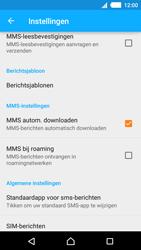 Sony E2303 Xperia M4 Aqua - MMS - probleem met ontvangen - Stap 7
