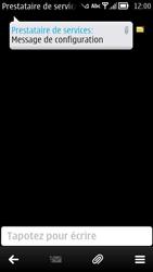 Nokia 700 - MMS - configuration automatique - Étape 7
