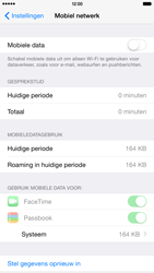 Apple iPhone 6 Plus iOS 8 - Internet - Uitzetten - Stap 5