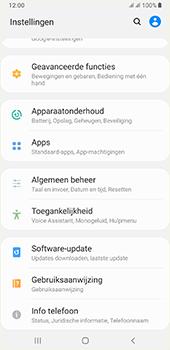 Samsung galaxy-a7-dual-sim-sm-a750fn-android-pie - Software updaten - Update installeren - Stap 4