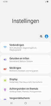 Samsung Galaxy S8+ - Android Pie (SM-G955F) - Bluetooth - Headset, carkit verbinding - Stap 4