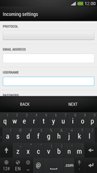 HTC One Mini - Email - Manual configuration POP3 with SMTP verification - Step 8