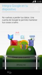 Motorola Moto X (2ª Gen) - Primeros pasos - Activar el equipo - Paso 8