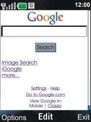 Nokia 6600i slide - Internet - Internet browsing - Step 5