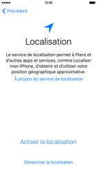 Apple iPhone 6s - Premiers pas - Créer un compte - Étape 10