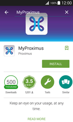 Samsung G318H Galaxy Trend 2 Lite - Applications - MyProximus - Step 8