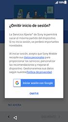Sony Xperia XZ (F8331) - Primeros pasos - Activar el equipo - Paso 13