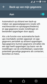 Sony Xperia L1 - Device maintenance - Back up - Stap 9