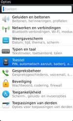 BlackBerry 9860 Torch - Instellingen - ontvangen via SMS - Stap 4