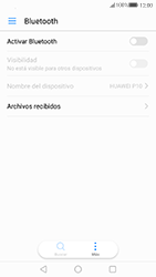 Huawei P10 - Bluetooth - Conectar dispositivos a través de Bluetooth - Paso 4