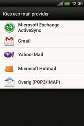 HTC A320e Desire C - E-mail - Handmatig instellen - Stap 6