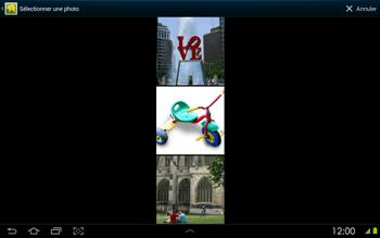 Samsung P5100 Galaxy Tab 2 10-1 - E-mail - envoyer un e-mail - Étape 12