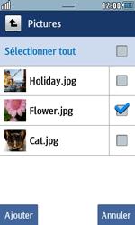 Samsung Wave 723 - E-mails - Envoyer un e-mail - Étape 16