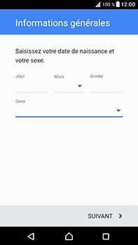 Sony Xperia XA1 Ultra - Applications - Créer un compte - Étape 9
