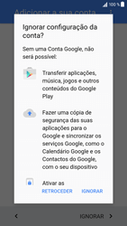 Sony Xperia XZ - Android Nougat - Primeiros passos - Como ligar o telemóvel pela primeira vez -  10