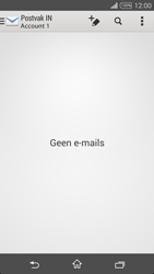 Sony D5103 Xperia T3 - E-mail - hoe te versturen - Stap 4