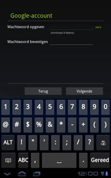 Huawei Mediapad S7-301u - Applicaties - Applicaties downloaden - Stap 7