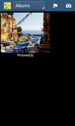 Samsung Galaxy Ace 3 - Photos, vidéos, musique - Envoyer une photo via Bluetooth - Étape 4