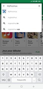 Samsung Galaxy S8 Plus - Applications - MyProximus - Étape 6
