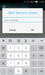 Huawei Y3 - SMS - Manual configuration - Step 8