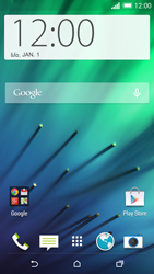 HTC One M8 - Internet - Example mobile sites - Step 1