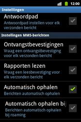 Samsung S5690 Galaxy Xcover - MMS - probleem met ontvangen - Stap 4