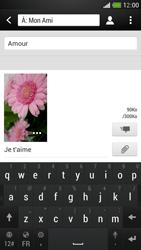 HTC One Mini - MMS - envoi d'images - Étape 15