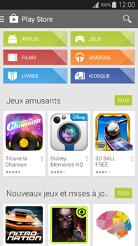 Samsung Galaxy Note 4 - Applications - Télécharger une application - Étape 4