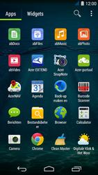 Acer Liquid Jade S - MMS - Afbeeldingen verzenden - Stap 2