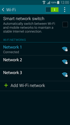 Samsung G850F Galaxy Alpha - Wi-Fi - Connect to a Wi-Fi network - Step 8