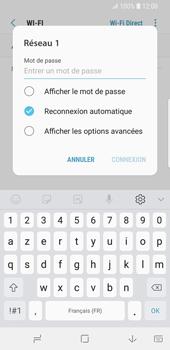 Samsung Galaxy S9 - Internet et connexion - Accéder au réseau Wi-Fi - Étape 8