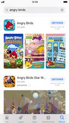 Apple iPhone 7 iOS 11 - Aplicaciones - Descargar aplicaciones - Paso 11