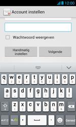 Huawei Ascend Y300 - E-mail - Account instellen (POP3 zonder SMTP-verificatie) - Stap 7