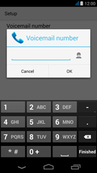 Acer Liquid Z500 - Voicemail - Manual configuration - Step 10