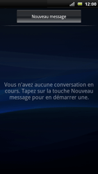 Sony Ericsson Xperia Arc - MMS - envoi d'images - Étape 3