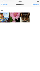 Apple iPhone 6 iOS 8 - Mensajería - Escribir y enviar un mensaje multimedia - Paso 11