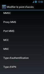 Acer Liquid Glow E330 - MMS - Configuration manuelle - Étape 10