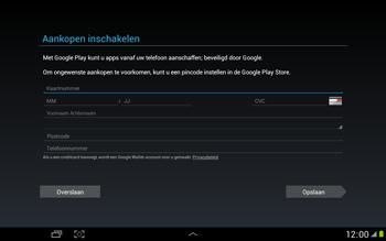 Samsung N8000 Galaxy Note 10-1 - Applicaties - Applicaties downloaden - Stap 14