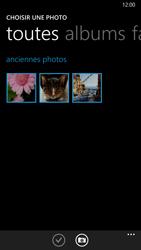 Nokia Lumia 830 - E-mail - Envoi d