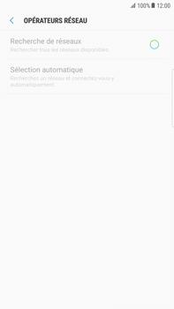 Samsung Galaxy S6 Edge+ - Android Nougat - Réseau - utilisation à l'étranger - Étape 11