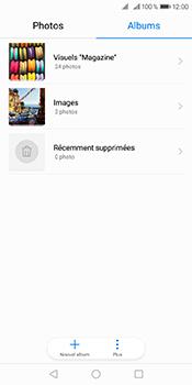 Huawei Y6 (2018) - Photos, vidéos, musique - Envoyer une photo via Bluetooth - Étape 5