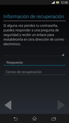 Sony Xperia Z - Primeros pasos - Activar el equipo - Paso 32