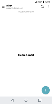 LG Q6 (M700) - E-mail - Account instellen (IMAP zonder SMTP-verificatie) - Stap 20