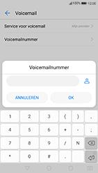 Huawei P8 Lite 2017 - Voicemail - handmatig instellen - Stap 9