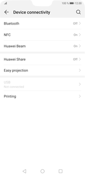 Huawei P20 Pro Android Pie - Bluetooth - Pair with another device - Step 4
