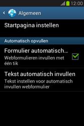 Samsung S6810P Galaxy Fame - Internet - Handmatig instellen - Stap 23