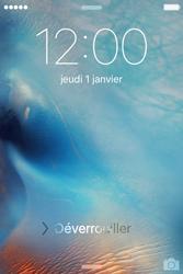 Apple iPhone 4 S iOS 9 - Device maintenance - Effectuer une réinitialisation logicielle - Étape 4